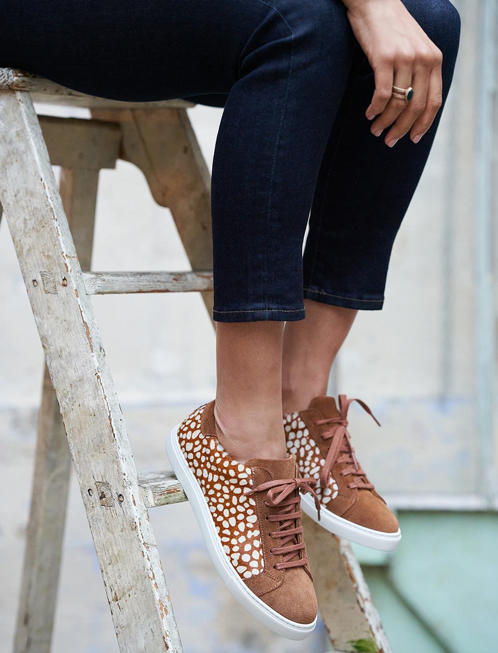 Sneakers Olivia - Full Biche