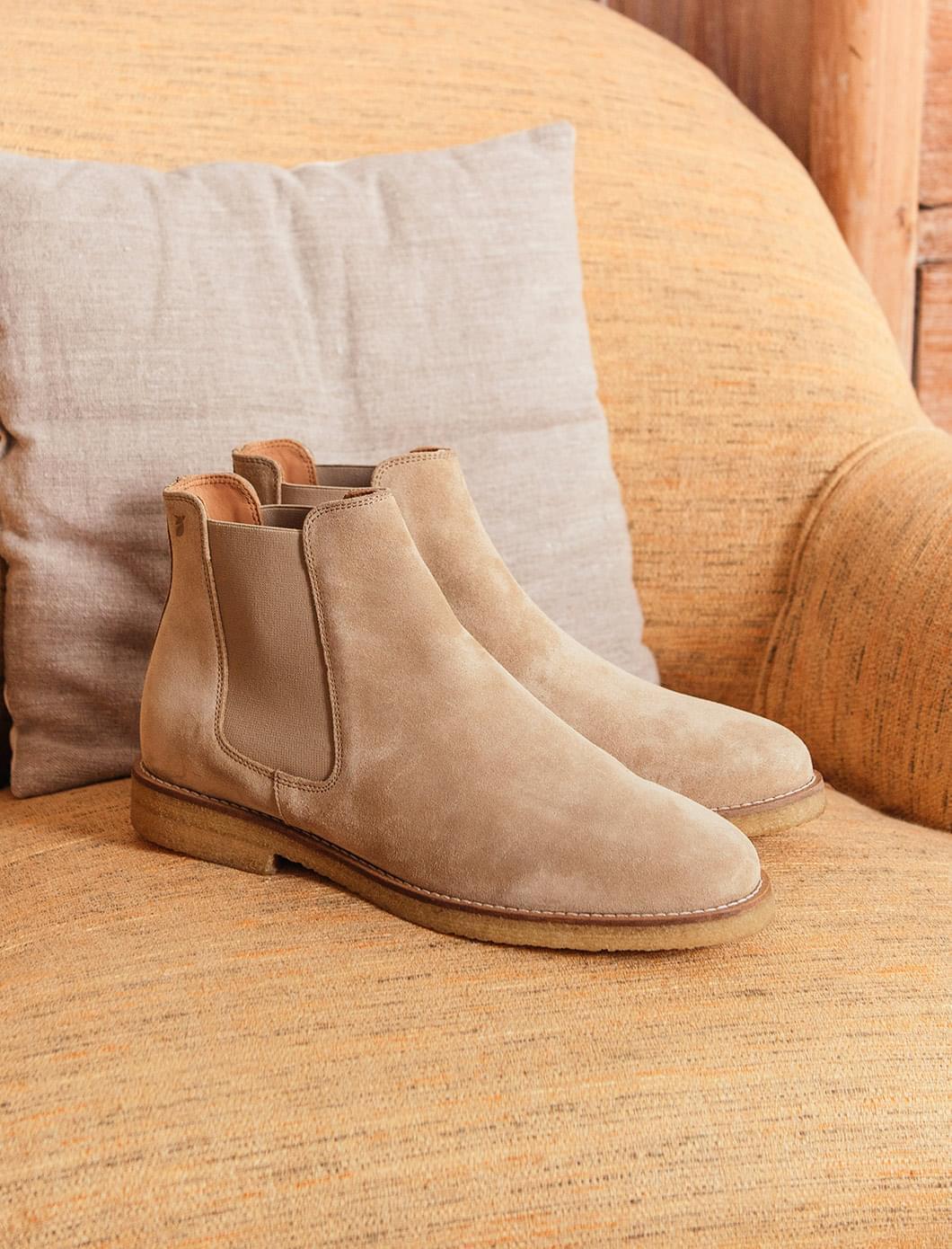 Chelsea Boots - Sable