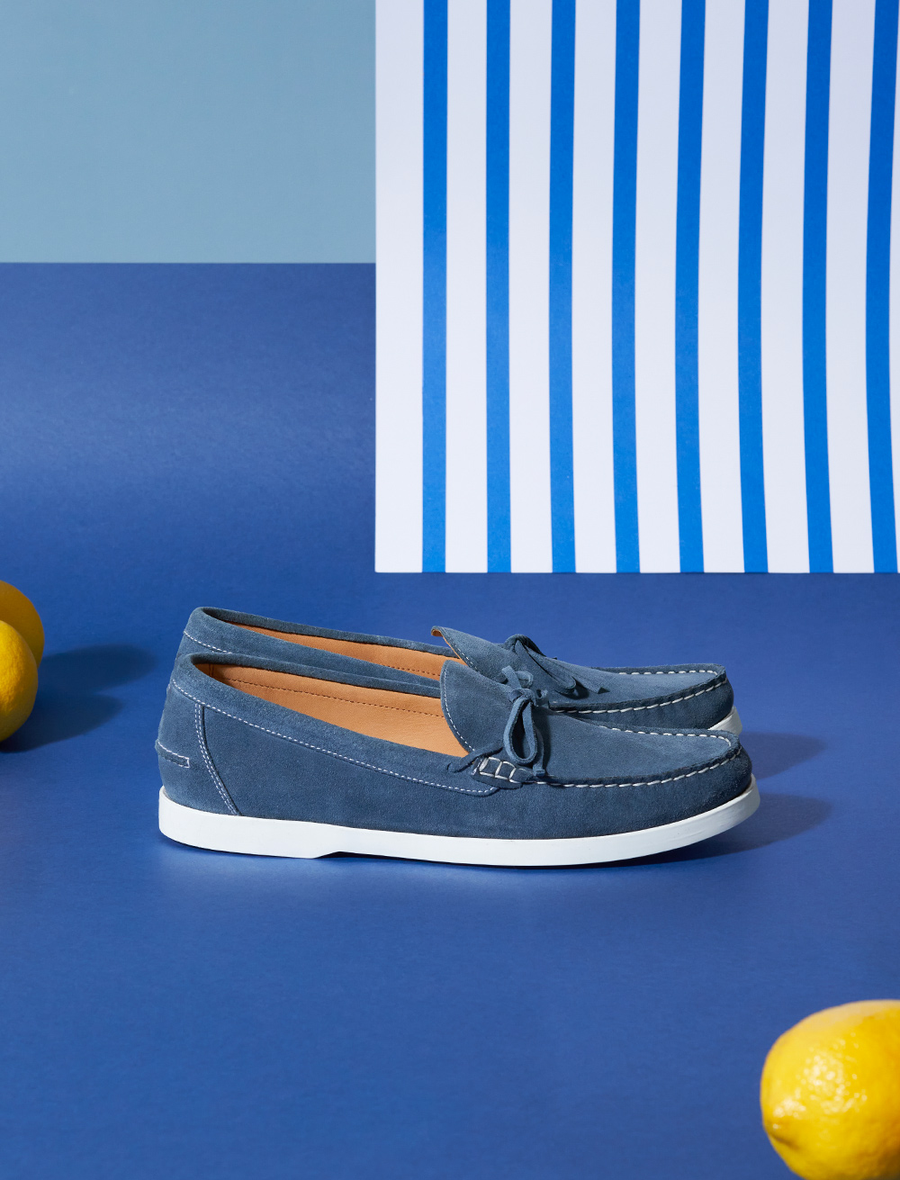 Mocassins Casual - Ardoise