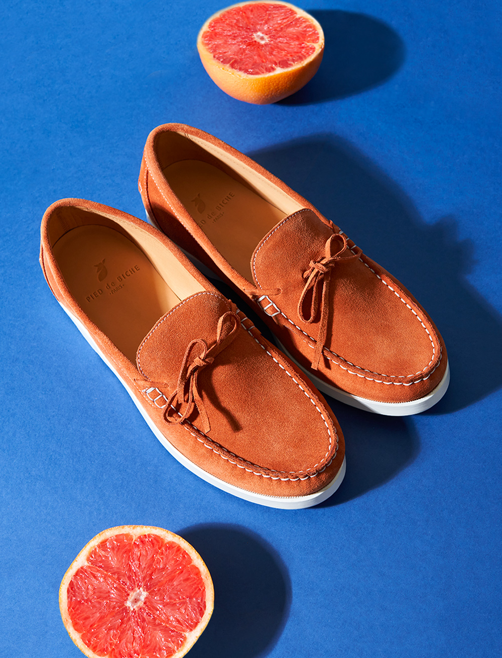 Mocassins Casual - Mangue