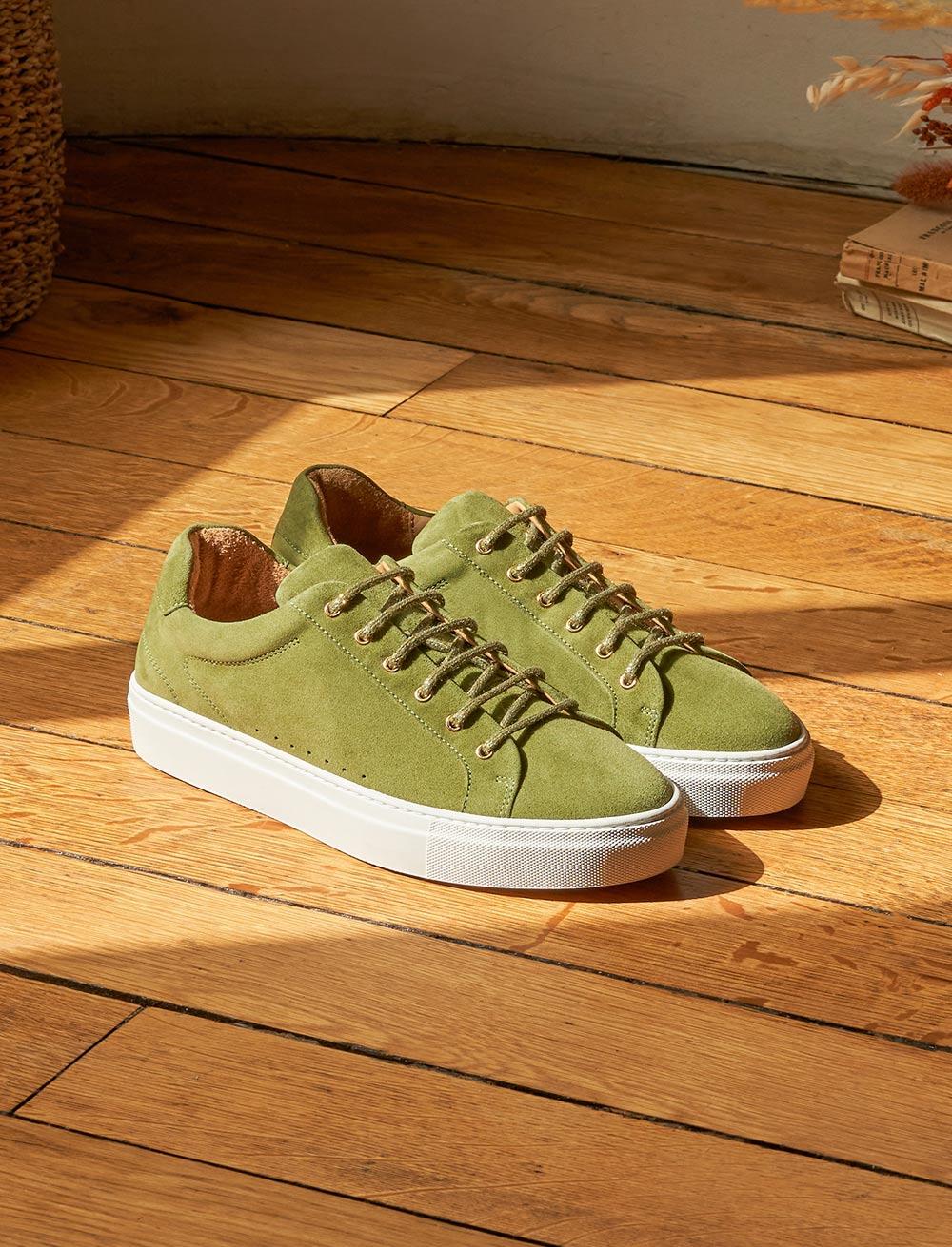 Sneakers Camille - Kaki