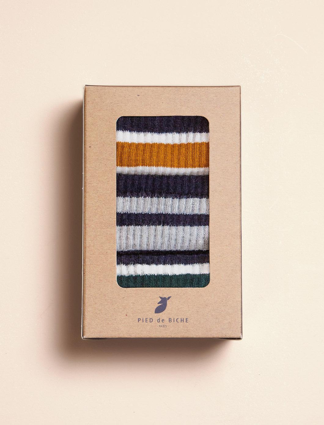Chaussettes Sport - Trio pour Homme