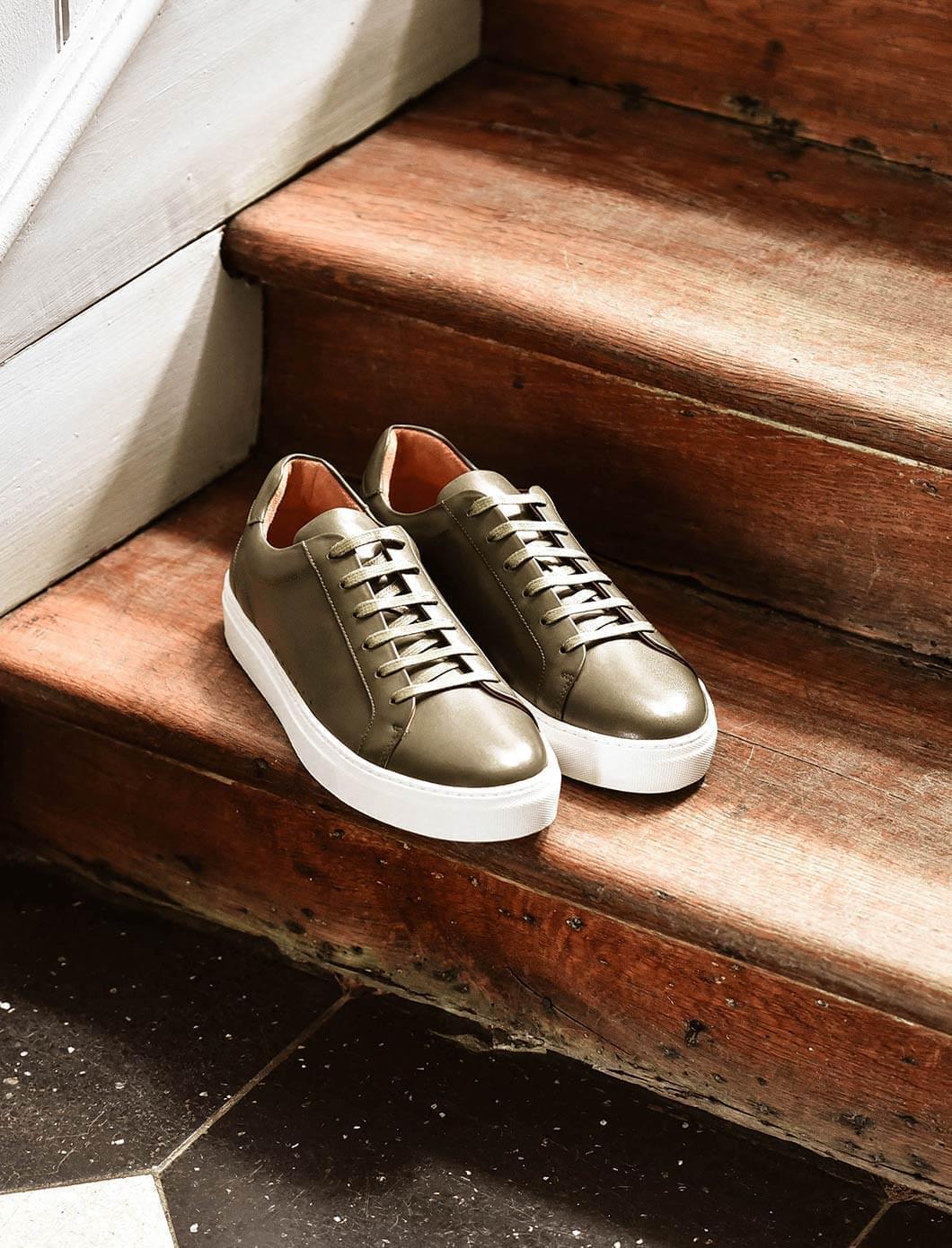 Sneakers - Kaki
