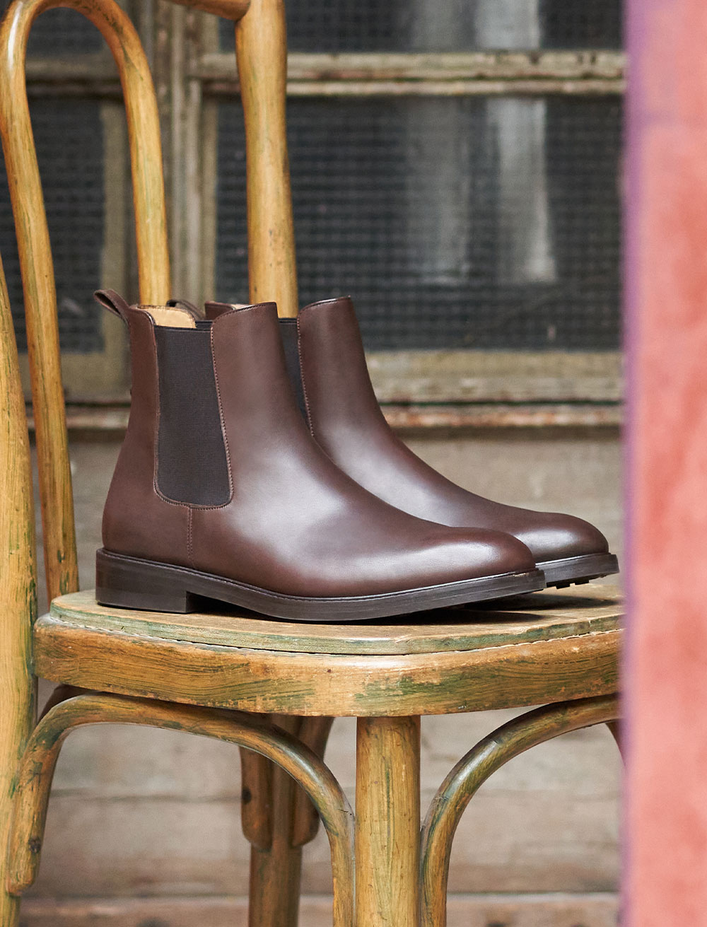 Chelsea boots Classique - Ebène