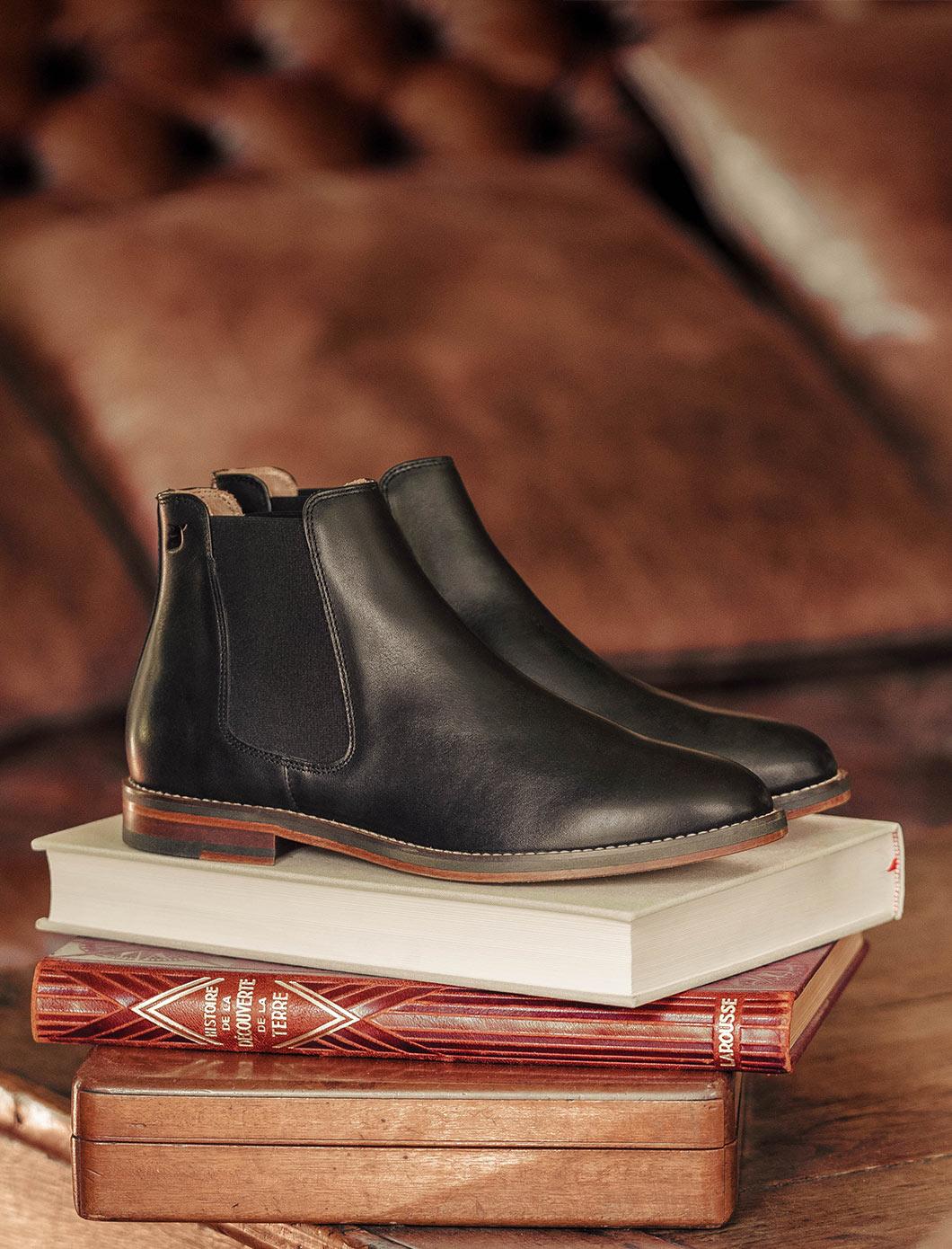 Chelsea Boots - Noir