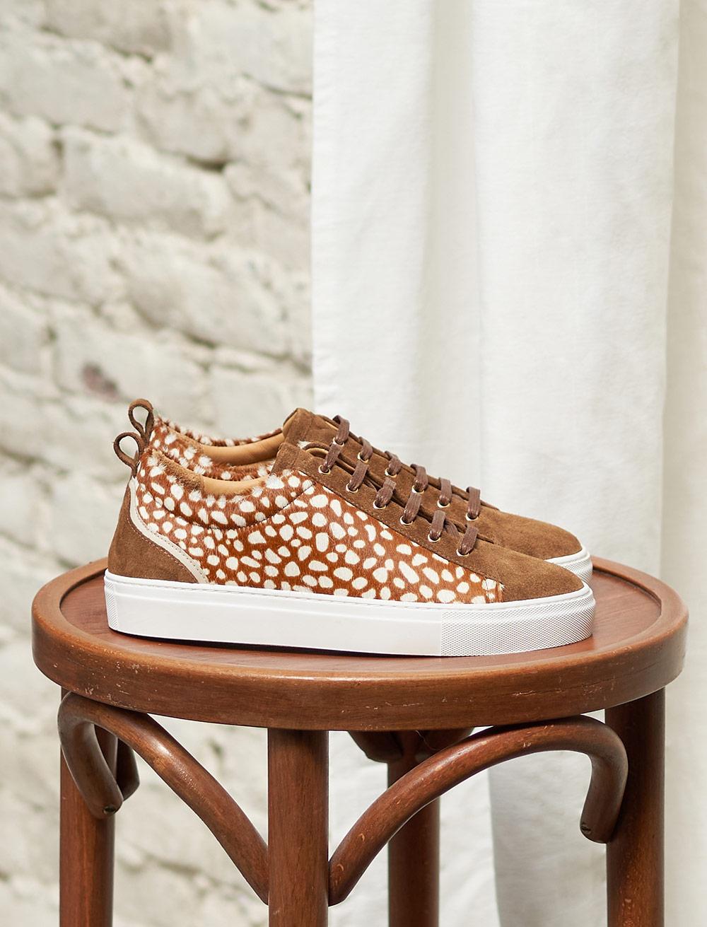 Sneakers Lola - Biche