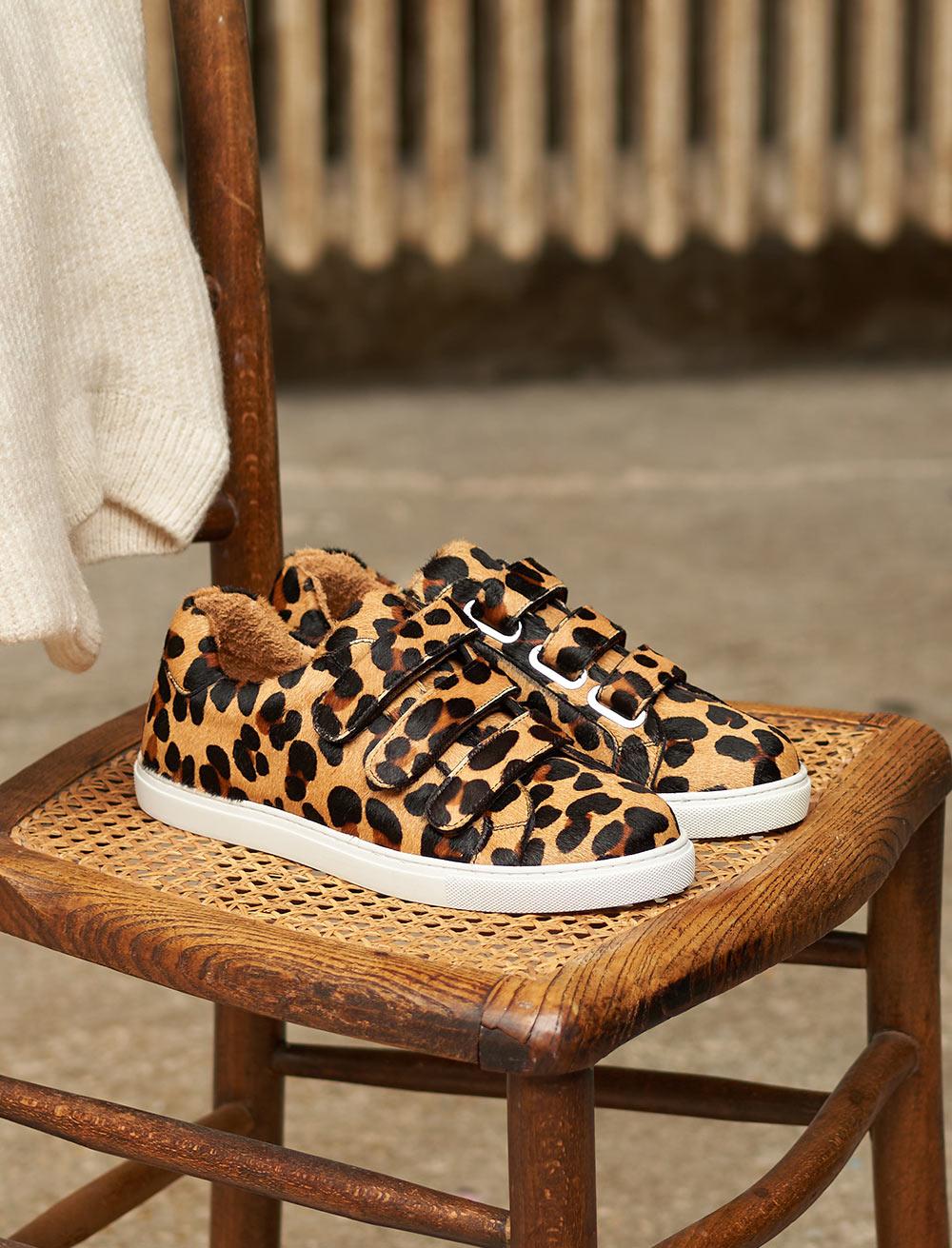 Sneakers Alice - Léopard